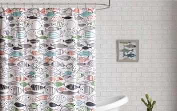 Πώς να καθαρίσετε την κουρτίνα του μπάνιου από τη μούχλα