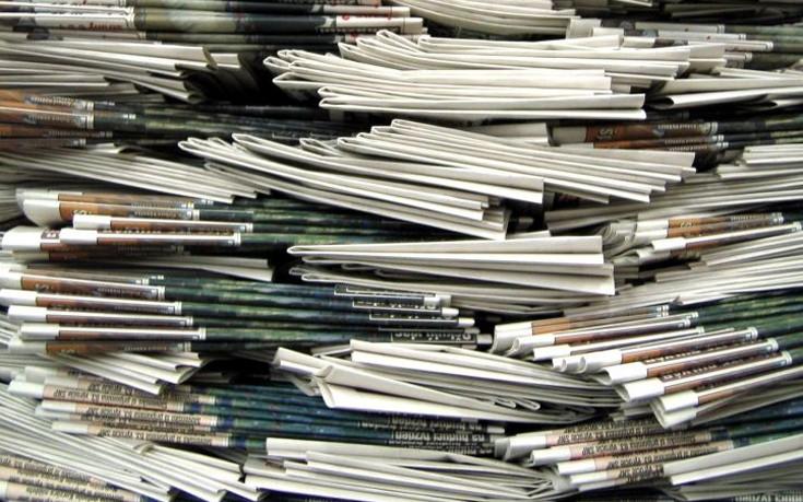 Η κυκλοφορία των εφημερίδων κατά την αργία των Θεοφανείων