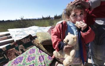 Ο στρατός στον Λίβανο κατεδαφίζει σπίτια προσφύγων