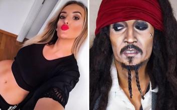 Η make up artist που πήγε την τέχνη της σε άλλο επίπεδο
