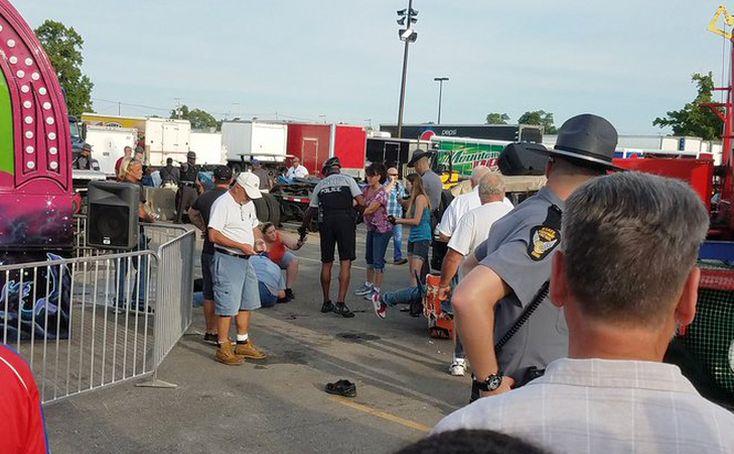 Τρόμος με έναν νεκρό και τραυματίες σε λούνα παρκ στο Οχάιο