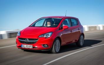 Ενσωματωμένη πλοήγηση και πλήρες OnStar για τα Opel Adam και Corsa