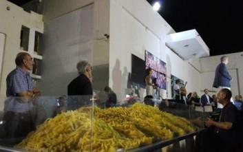 Στο Ρεκόρ Γκίνες η Νάξος που τηγάνισε 554 κιλά πατάτες