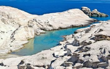 Τρεις ελληνικές παραλίες στις 20 καλύτερες της Ευρώπης