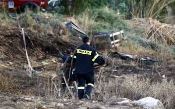 Υπό έλεγχο οι φωτιές στη βόρεια Ελλάδα