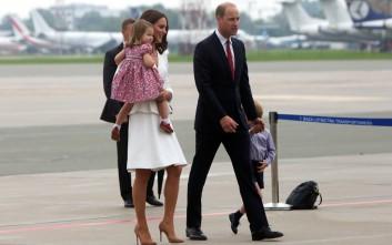«Brexit diplomacy tour» από τον Ουίλιαμ και την Κέιτ