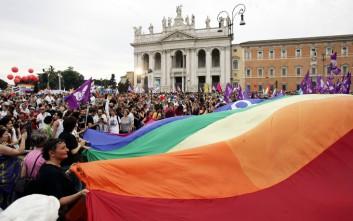 Ιταλός ξενοδόχος: Δεν δεχόμαστε γκέι και ζώα