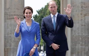 Κέιτ και Ουίλιαμ σε διπλωματική αποστολή «γοητείας»