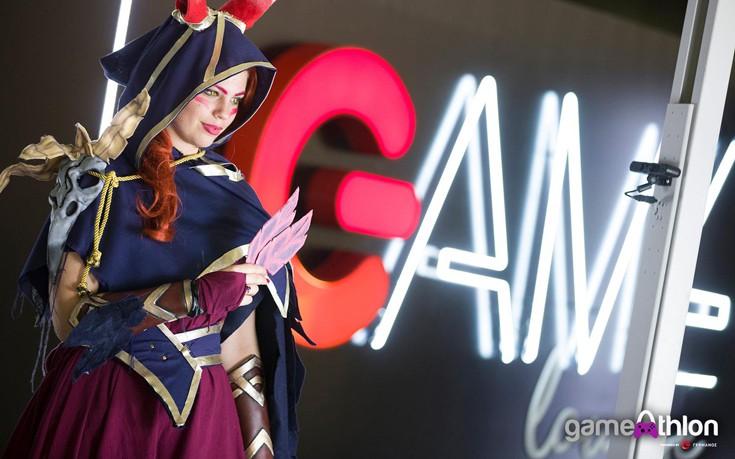 Συναρπαστική εμπειρία Gaming για δέκα χιλιάδες επισκέπτες στο GameAthlon powered by ΓΕΡΜΑΝΟΣ