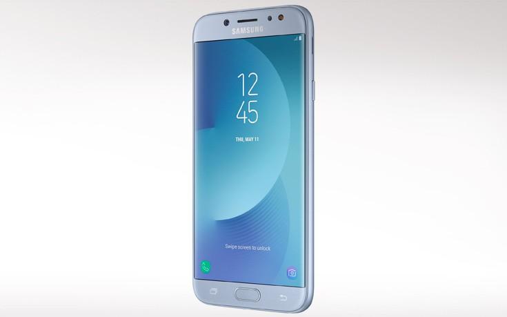 Η Samsung παρουσιάζει στην ελληνική αγορά  την ολοκαίνουργια σειρά smartphones Galaxy J