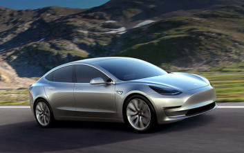 Στην κυκλοφορία τα νέα ηλεκτρικά αυτοκίνητα της Tesla