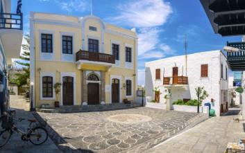 Νέα εποχή για το δημοτικό σχολείο στη Νίσυρο