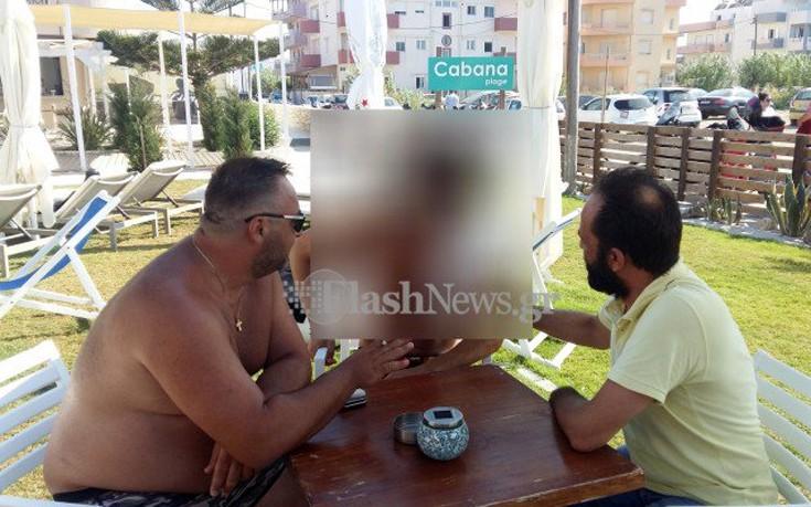 Ποιος παίκτης του Survivor συναντήθηκε με στελέχη της ΝΔ στην Κρήτη