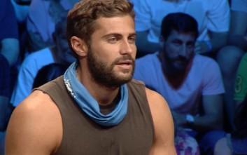 Ο Βασάλος απαντάει για το «φλερτ» με την Ευρυδίκη στο Survivor