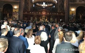 Σαράντα ημέρες από τον θάνατο του Κωνσταντίνου Μητσοτάκη