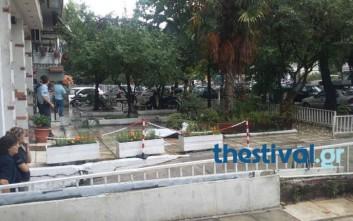 Βουτιά θανάτου για 47χρονο πατέρα στη Θεσσαλονίκη