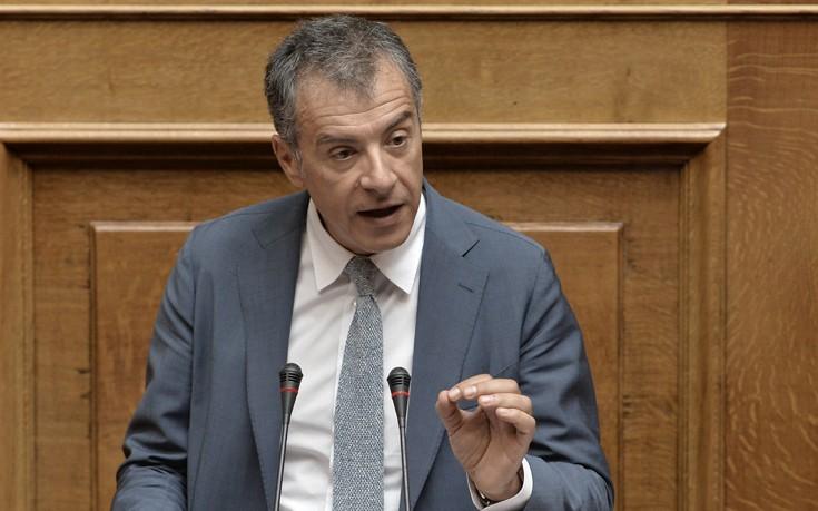 Θεοδωράκης: Θέλουμε ένα κόμμα για να κυβερνήσουμε