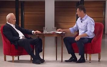 Τσοχατζόπουλος: Αν είχα γίνει πρωθυπουργός τα πράγματα στη χώρα θα ήταν καλύτερα