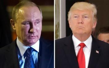 Το πρώτο σχόλιο της Μόσχας για την ακύρωση της συνάντησης Τραμπ - Πούτιν