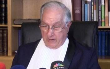 Πρόεδρος ΣτΕ: Κυβέρνηση και Δικαιοσύνη να βάλουν τέλος στην απαράδεκτη αντιπαράθεση