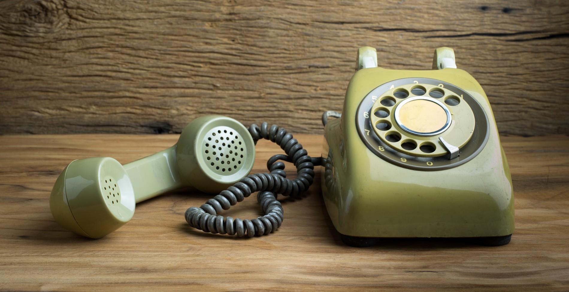 Γνωριμίες με κανόνες τηλεφωνικών κλήσεων