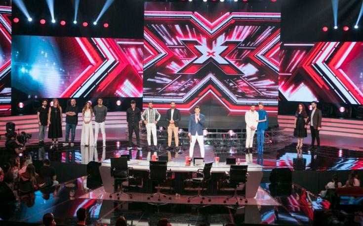 Τι θα δούμε στον αποψινό ημιτελικό του «The X Factor 2»
