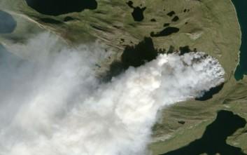 Πυρκαγιές κατακαίνε ακόμα και την… παγωμένη Γροιλανδία