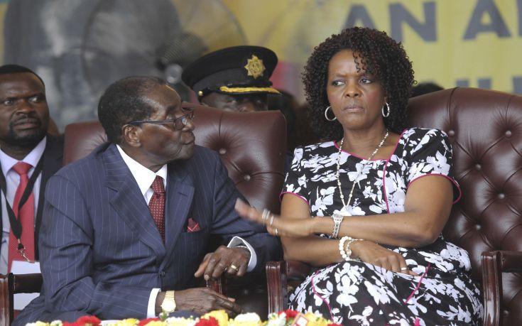 Πολιτικό θρίλερ στη Ζιμπάμπουε με την «πρώτη κυρία»