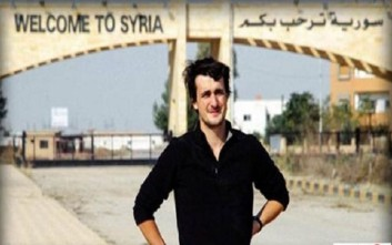 Επέστρεψε  στη Γαλλία ο δημοσιογράφος που κρατούνταν στην Τουρκία