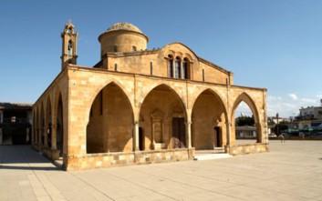 Απαγορεύτηκε η τέλεση Θείας Λειτουργίας στον Άγιο Μάμα Μόρφου στα κατεχόμενα της Κύπρου