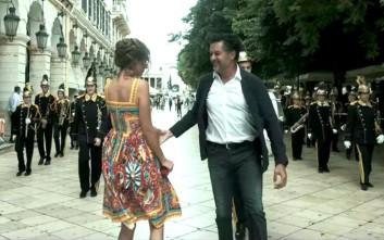 Το βίντεοκλιπ που γυρίστηκε στην Κέρκυρα και σαρώνει στον αραβικό Κόσμο