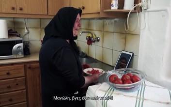 Ο ημιμαραθώνιος Κρήτης ξαναχτύπησε με την hi-tech γιαγιά