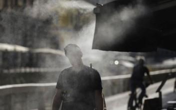 Φονικός καύσωνας σαρώνει το Κεμπέκ του Καναδά