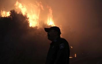 Πληροφορίες και οδηγίες αυτοπροστασίας από τους κινδύνους των δασικών πυρκαγιών