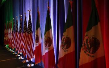 «Deal» ανάμεσα σε Μεξικό και ΗΠΑ για το διμερές εμπόριο