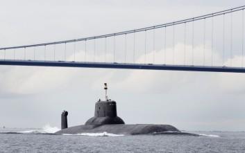 Ρωσικά υποβρύχια έφτασαν στη Μεσόγειο