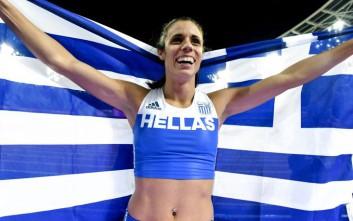 Κορυφαία αθλήτρια της χρονιάς η Στεφανίδη