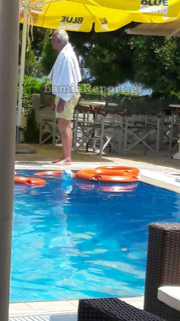 %CF%84%CF%83%CE%BF%CF%87%CE%B122 Βουτιές στην πισίνα για τον Άκη σε ξενοδοχείο της Φθιώτιδας [εικόνες]