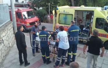 Τραυματισμός μαθητή σε προαύλιο σχολείου στη Λαμία
