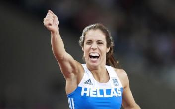 Στεφανίδη: Δεν έχω ξαναυπάρξει τόσο χαρούμενη με ένα χάλκινο μετάλλιο