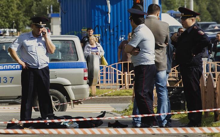 Σε ανώτατο επίπεδο η έρευνα για την επίθεση με μαχαίρι στη Ρωσία