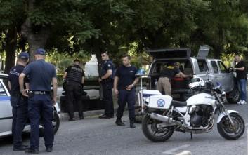 Σε εξέλιξη μεγάλη επιχείρηση της Αντιτρομοκρατικής - Συλλήψεις για όπλα και εκρηκτικά