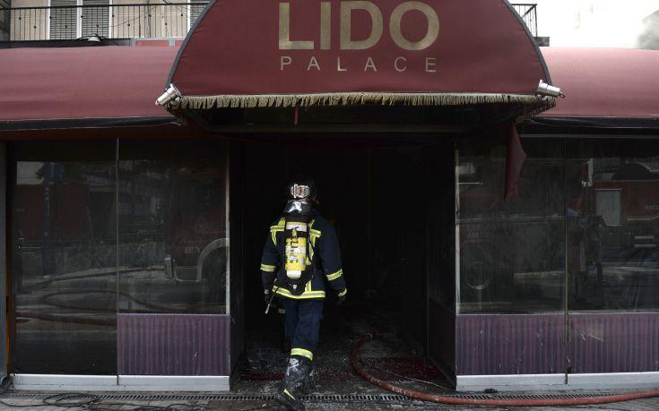 Ο πρώην ιδιοκτήτης του «Lido» έβαλε τη φωτιά στο μαγαζί