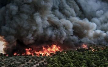 Προειδοποιεί το Εθνικό Αστεροσκοπείο Αθηνών: Νέα όρια για την εκτίμηση του βαθμού επικινδυνότητας των δασικών πυρκαγιών
