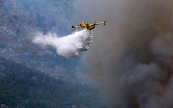 Υπό έλεγχο οι φωτιές στην Αλβανία
