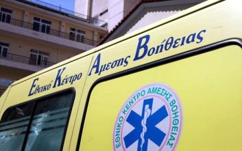 Νεκρός άνδρας από πτώση στο κέντρο της Θεσσαλονίκης