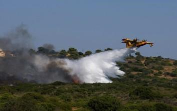 Με κομμένα φτερά η πυροσβεστική στη μάχη στα Κύθηρα
