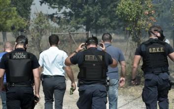 Σε σύλληψη μετατράπηκε η προσαγωγή του υπόπτου στην Πάρνηθα