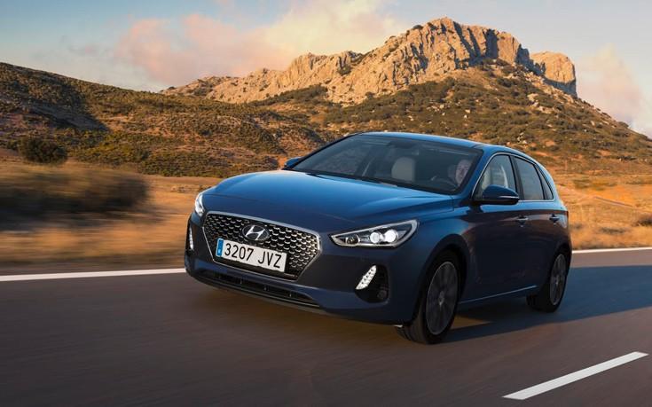 Οι Γερμανοί βραβεύουν το Hyundai i30