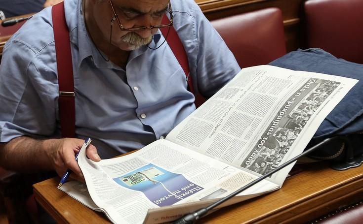 Δημήτρης Ρίζος: Όσο γίνονται πραγματικότητα οι εξαγγελίες κερδίζουμε την ψυχή της κοινωνίας
